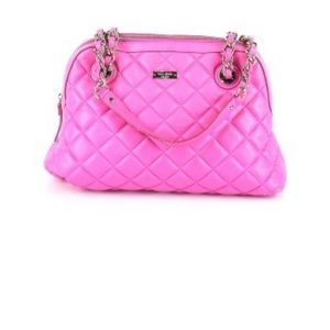 Kate Spade Quilted Pink bag